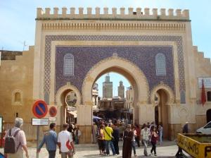 Bab Bou Jeloud, Fez