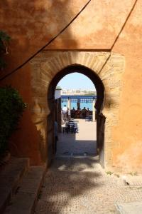 Kasbah Oudaya, Rabat, Morocco